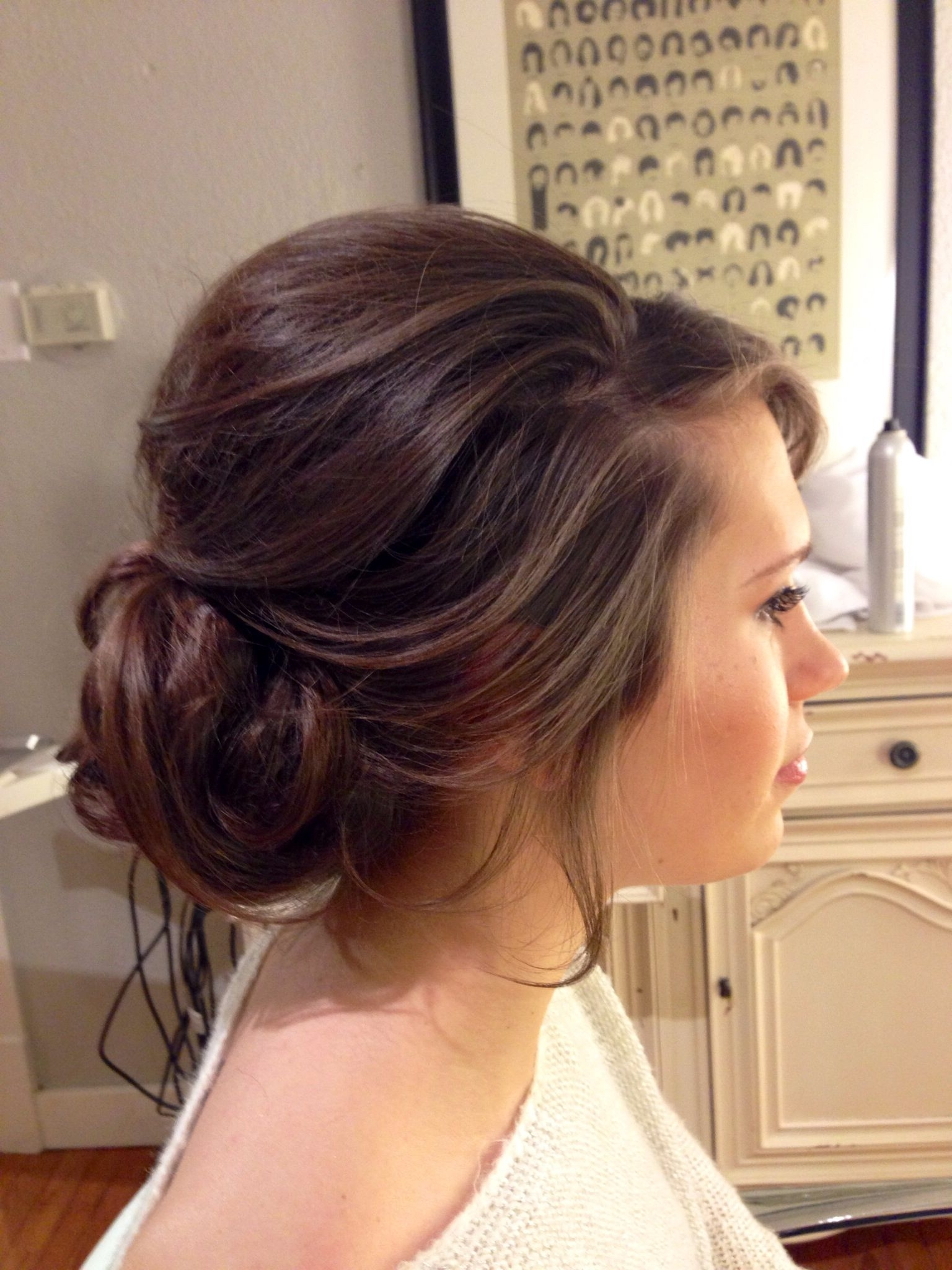 2019 Latest Loose Updo Hairstyles