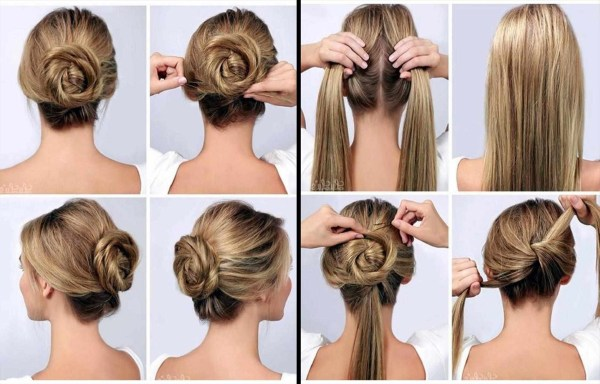 30 Low Bun Easy Hairstyles Youtube Hairstyles Ideas Walk The Falls