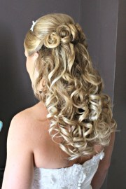 collection of wedding updos