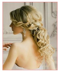 15 Photo of Half Up Half Down Wedding Hairstyles For ...