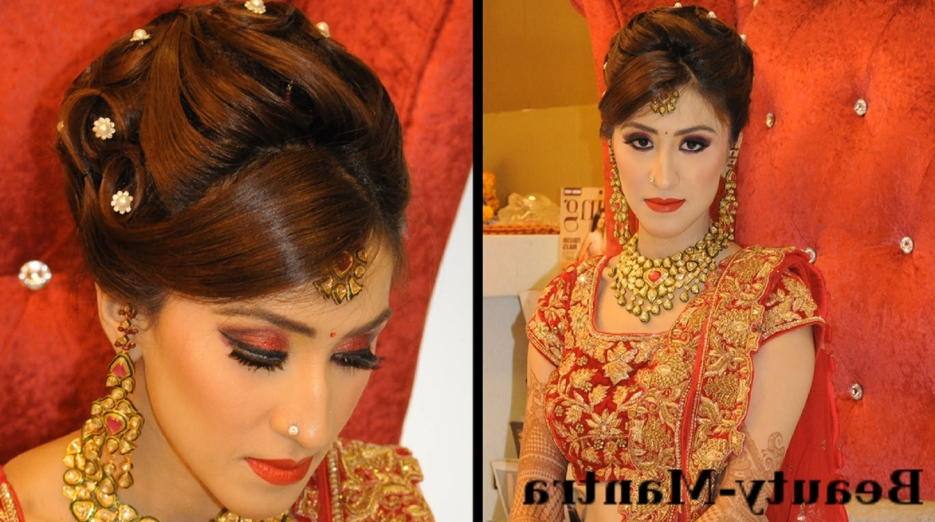 15 Photo of South Indian Wedding Hairstyles For Medium