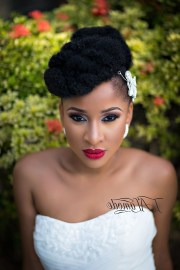 of nigerian wedding hairstyles