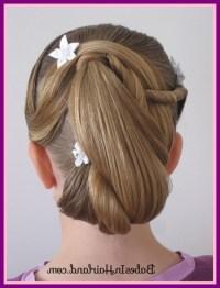 Junior Bridesmaid Hairstyles Updo - HairStyles