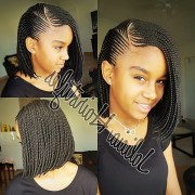2020 latest carrot cornrows hairstyles