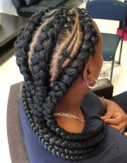 2019 latest chunky mohawk braid