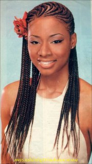collection of cornrows hairstyles