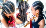 2019 latest carrot cornrows hairstyles