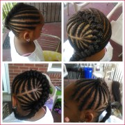 inspirations of cornrows hairstyles