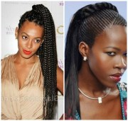of high ponytail hairstyles