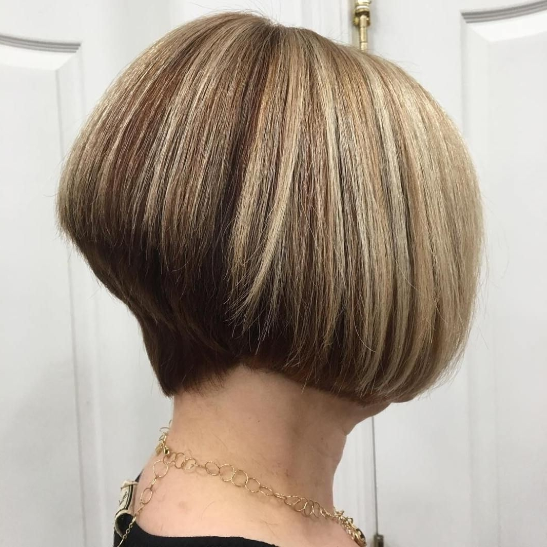 Short Pixie Stacked Bob The Full Stack 50 Hottest Stacked Haircuts