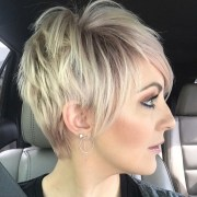 ideas of edgy pixie haircuts