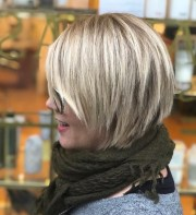2019 latest rounded bob hairstyles