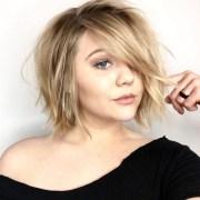 2019 popular choppy medium hairstyles