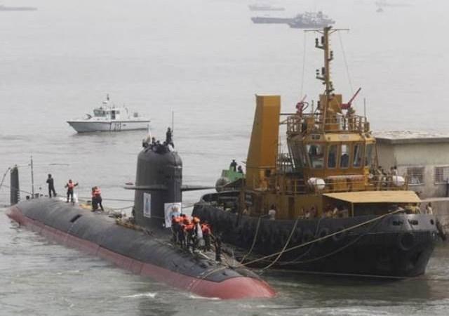 Post Pulwama, lone Pakistani submarine baffled Indian Navy