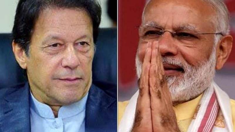 Modi ready to accept PM Imran's message of peace