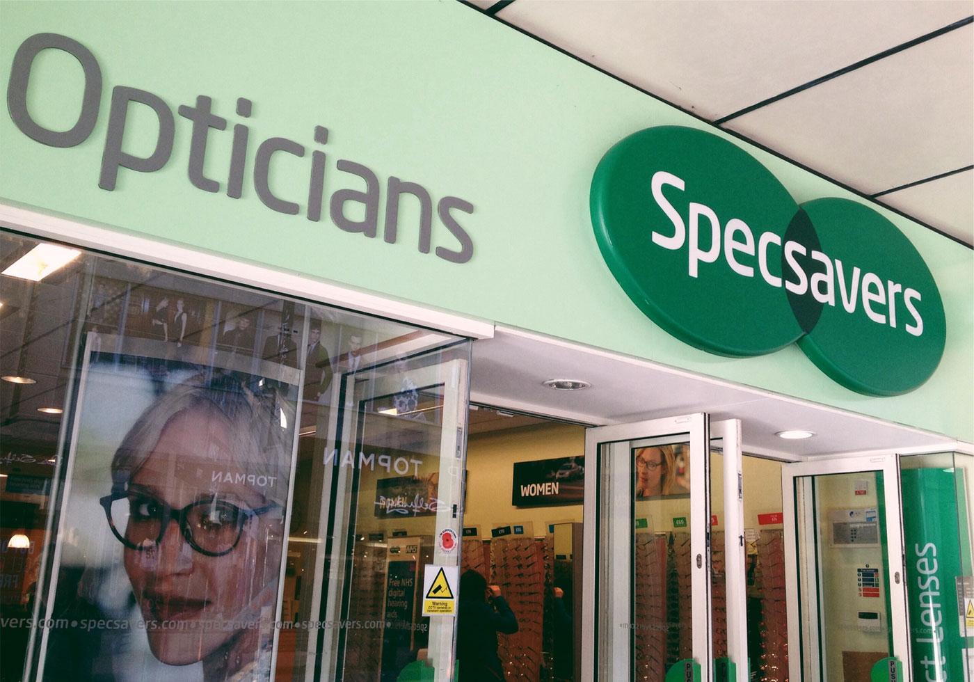 Specsavers Store