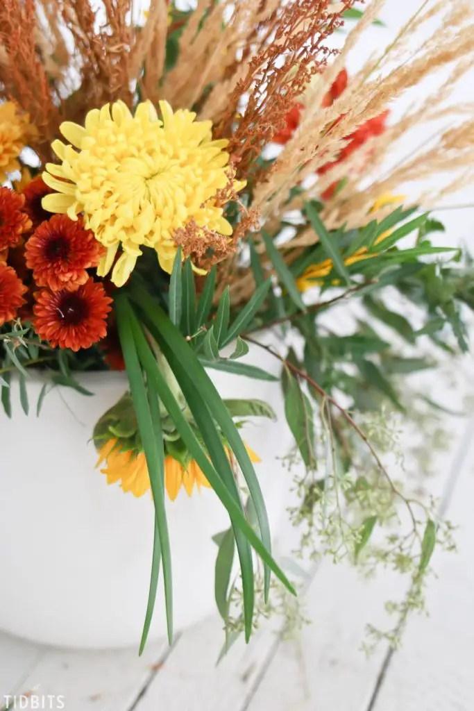 comment creer un arrangement floral