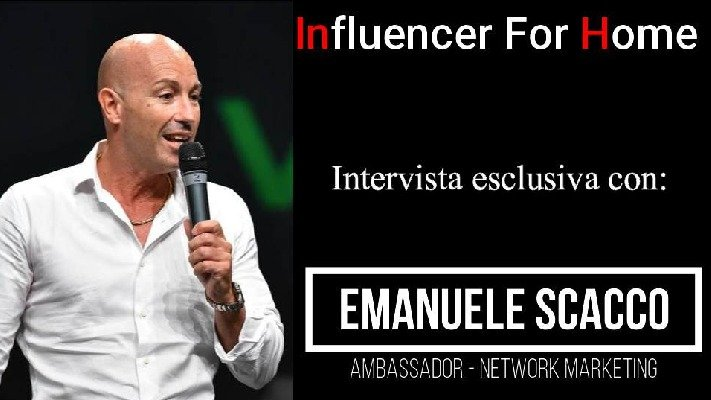 EMANUELE SCACCO ( Ambassador-Network Marketing)