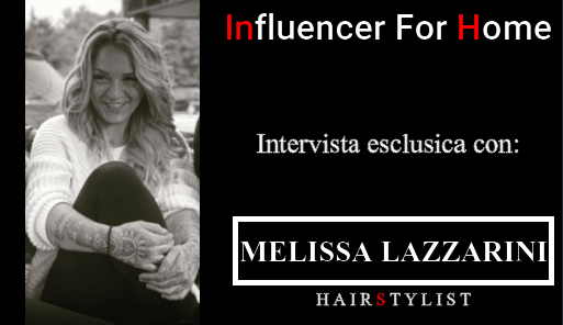 MELISSA LAZZARINI (Hair Stylist)