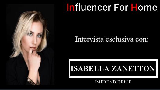 ISABELLA ZANETTON (Imprenditrice)
