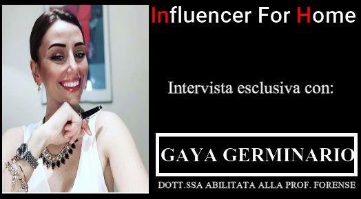 GAYA GERMINARIO (Professoressa)