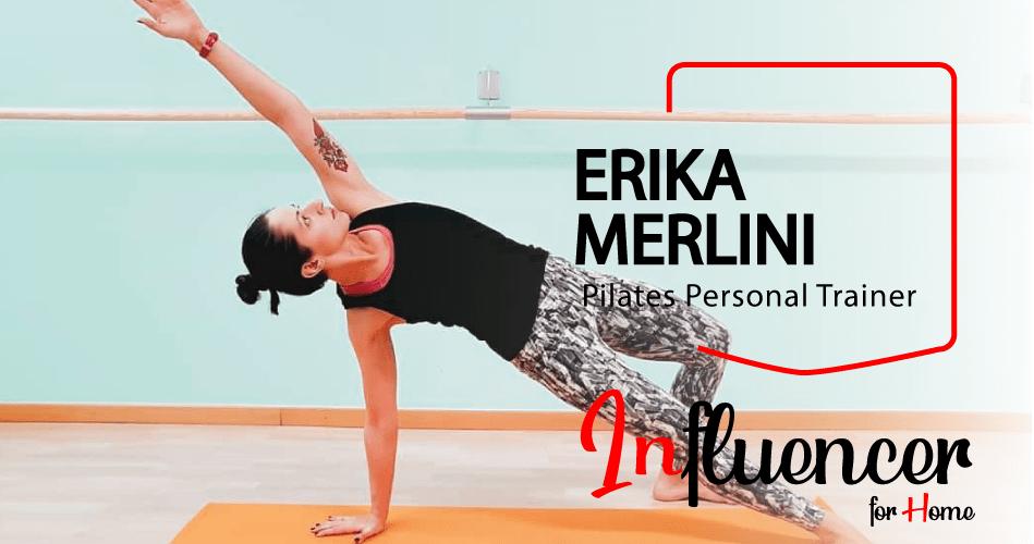 ERIKA MERLINI     (Pilates Personal Trainer)