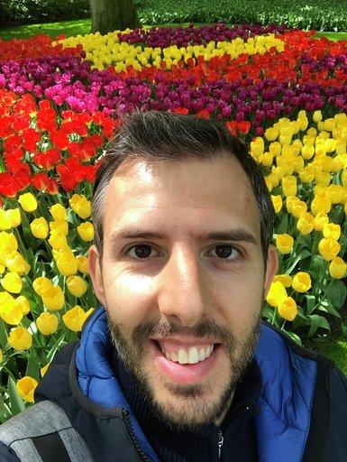 SIMONE LUIGI COLOMBO- Il viaggio RENDE LIBERI (Travel Blogger)