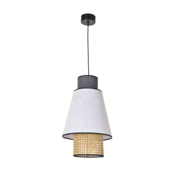 suspension lin et cannage marketset made in france
