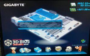 3D BIOS介面