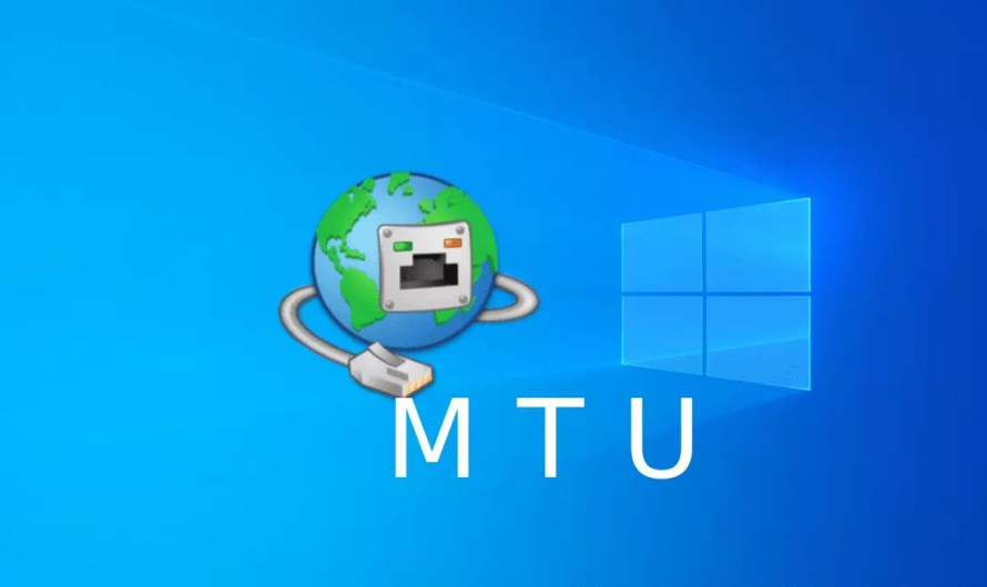 4 Ways to Change the MTU Size of a network interface on Windows