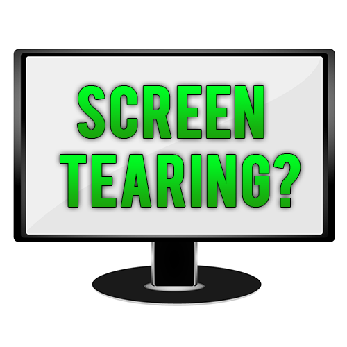 Does more graphics card memory help me to fix screen tearing?