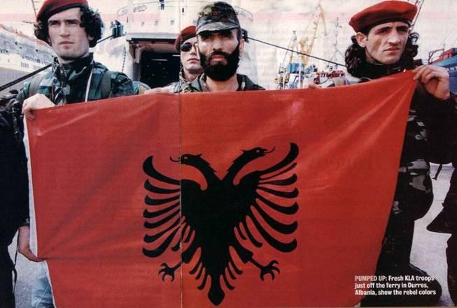 Албанским боевикам  простили  зверские убийства  сербов