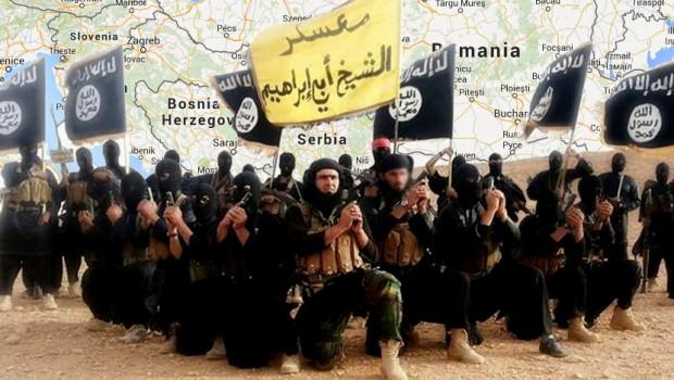Предварительная дата нападения боевиков ИГИЛ на Балканы