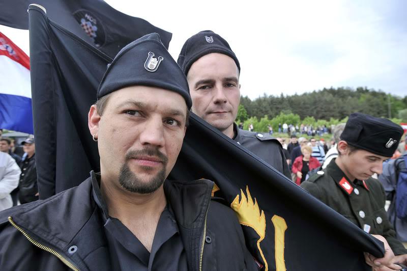 Экстремистские настроения в Хорватии продолжают  свой бурный рост