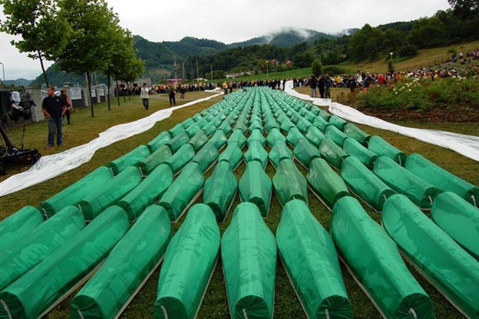 Босния не стала признавать геноцид в Сребренице