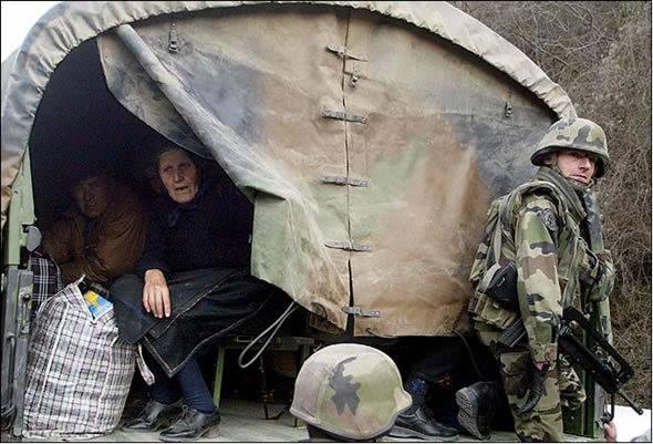 Сложные отношения Сербии и Косова