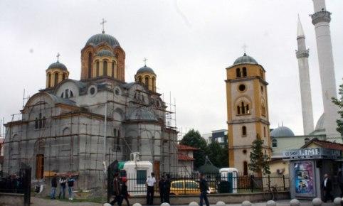 Монастырь в Косово и Метохии
