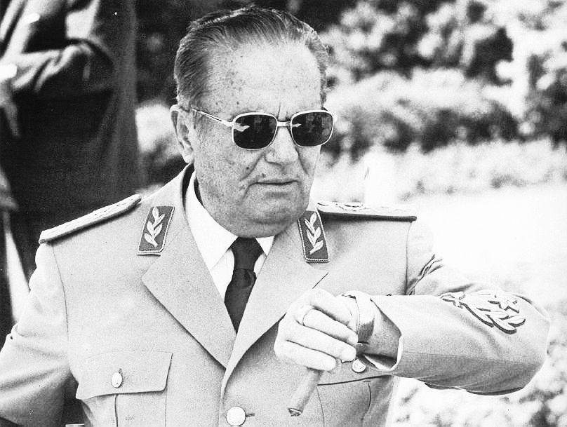 СФРЮ между началом холодной войны и её концом