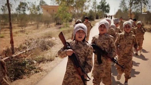 Десять детей из Сербии прошли обучение в ИГИЛ
