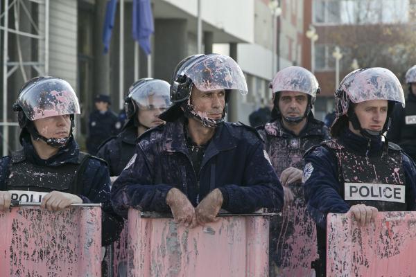 Беспорядки в Косово-3