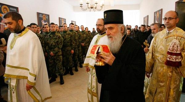Патриарх Ириней: Косово будет возвращено добровольно или силой