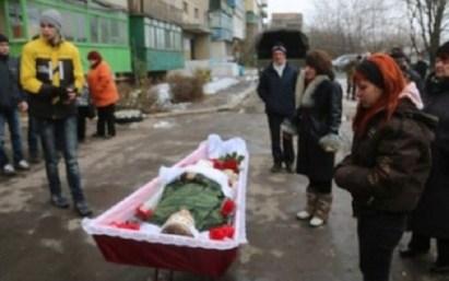 Похороны Руслана Щедрова