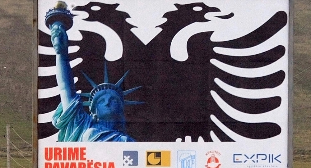 Косово в виде 52 штата для США