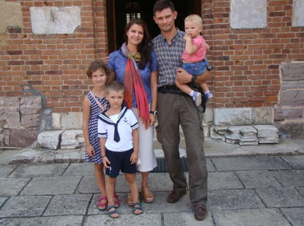 Андрей и Наташа Антоновы: Любим Косово, как Россию