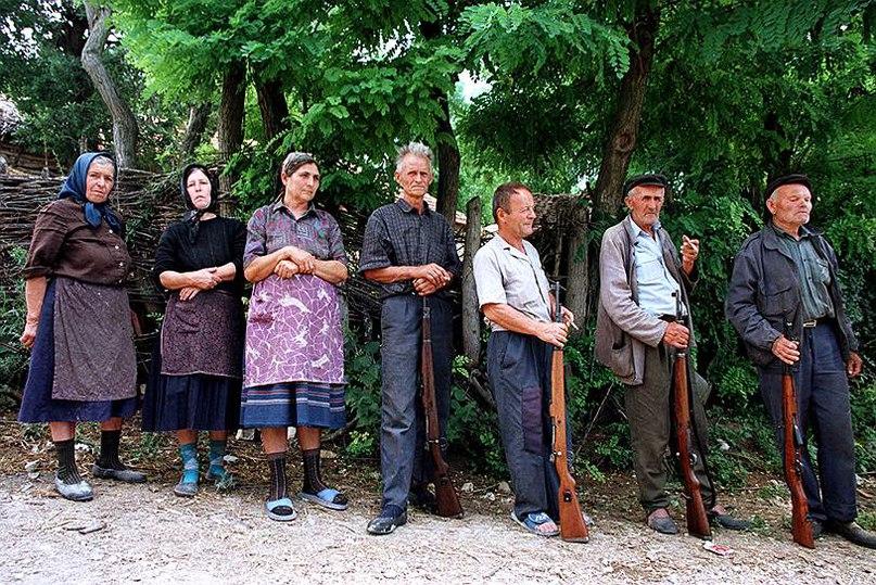 Жизнь в сербских анклавах Косово и Метохии на сегодняшний день