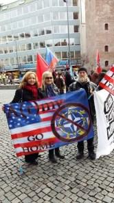 Протест в Германии