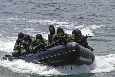 О спецназе EKAM Греции