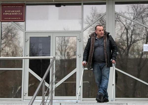 Участник войны в Боснии и Герцеговине Ратко Самац после нахождения в Курганском СИЗО госпитализирован с ишемией