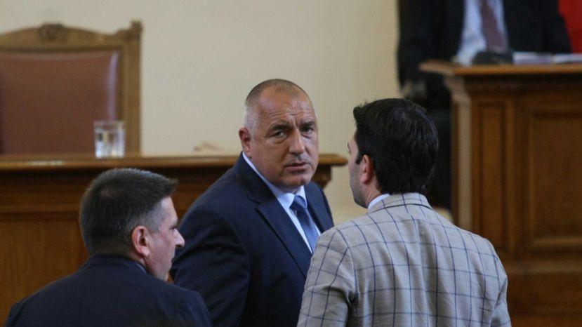 Бойко Борисов: Газовый хаб «Балкан» рассчитан и на российский газ
