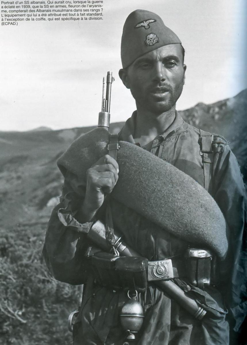 Об Албании во Второй мировой войне
